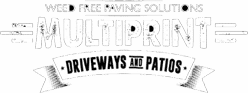 Multiprint Driveways Logo
