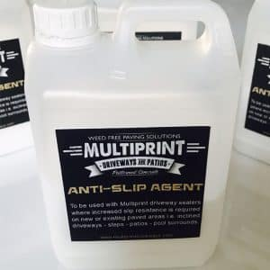 imprinted concrete anti slip agent
